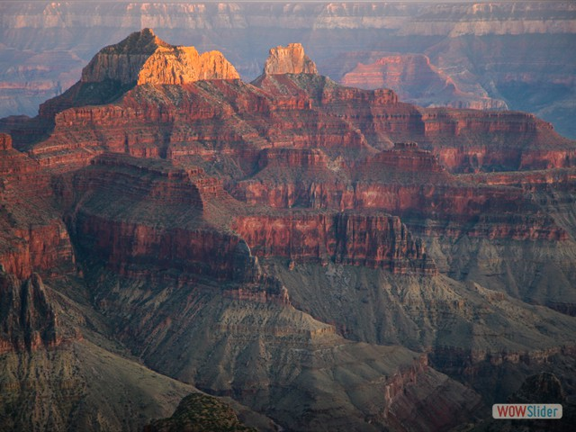 Top Ten Adventures - Grand Canyon Rim to Rim